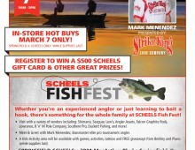 Scheels Fish Fest Flyer