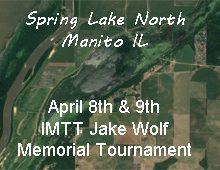 April 8th & 9th – IMTT Jake Wolf Memorial Tournament at Spring Lake North